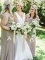 Charming Sleeveless Floor-length Long Bridesmaid Dresses.DB10752
