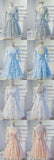 Elegant Long Sleeve  Clairvoyant Outfit Keyhole  Lace Up Back  Organza Full  Lace Knee Length Homecoming Dress,BD0130