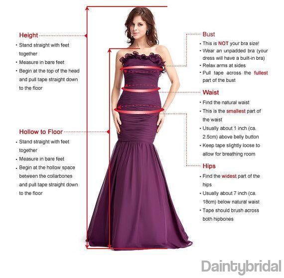 Spaghetti Strap Two Piece Slit A-line Long Prom Dresses. DB10276