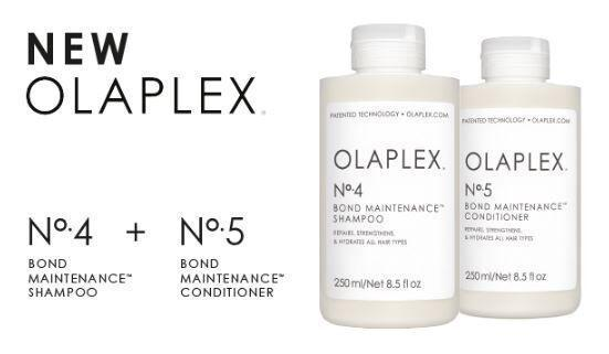 You can now get Olaplex Shampoo & Conditioner to use at home