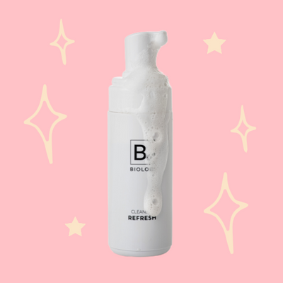 Stop what you're doing, Biologi just released a natural face cleanser