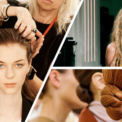 Our Favourite Fashion Week Hairstyles & How To Recreate Them