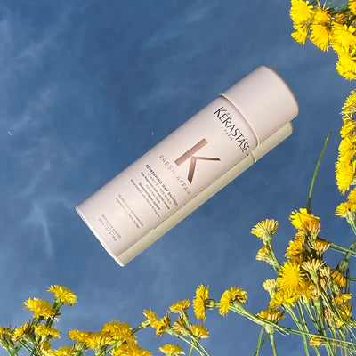 Feel fresh at any time with Kèrastase first fine fragrance dry shampoo!
