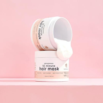 Excuse me, you need this hydrating hair mask