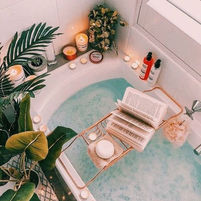 Pamper mum with an at-home spa day this Mother's Day