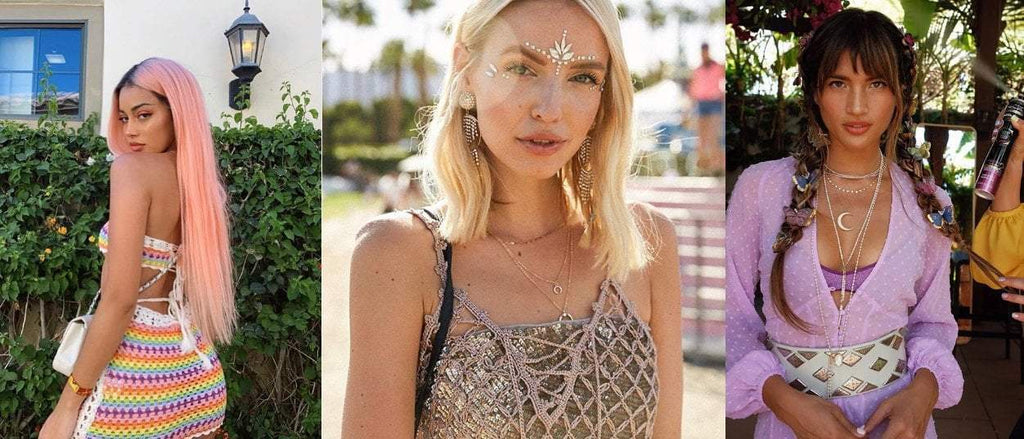 Coachella hair and makeup trends to inspire your next festival looks