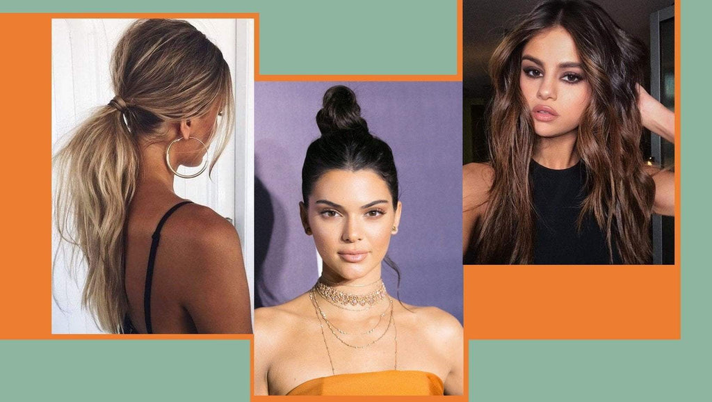 Three Easy to Maintain Date Night Hairstyles