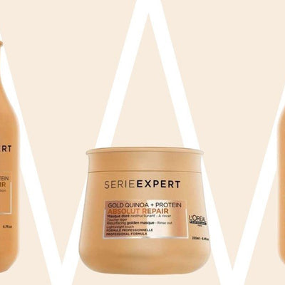 The L'Oreal Hair Products Everyone with Dry Hair Should Own
