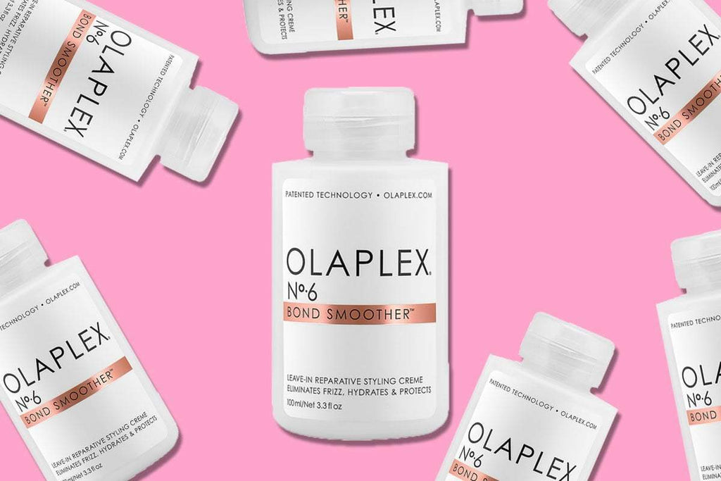 Olaplex No 6 is the leave-in treatment of your dreams