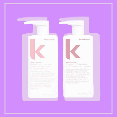 Top 10 Australian Hair Products and Hair Appliances - Kevin Murphy Angel.Rinse and Angel.Wash