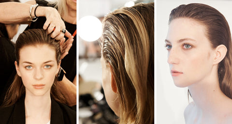 Carolina Herrera Fashion Week Hairstyles