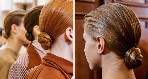 Victoria Beckham Fashion Week Hairstyles