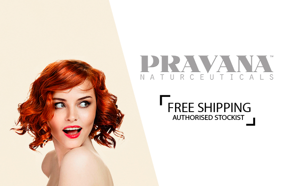 Pravana Naturceuticals Collection