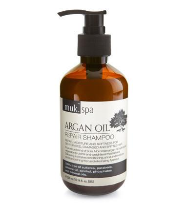 muk Spa Argan Oil Repair Shampoo 300ml - 17.99