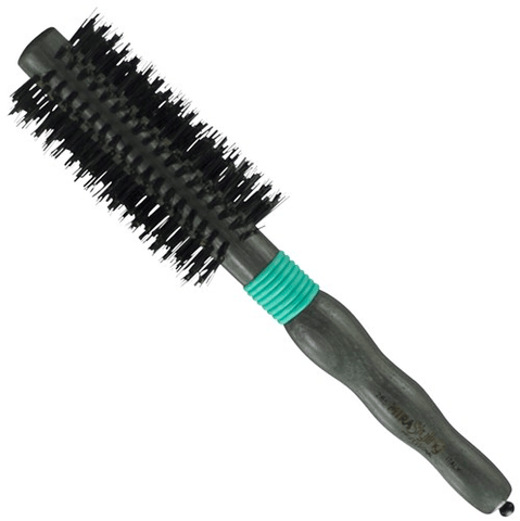 Mira 285 Reinforced Boar Bristle Radial Brush - Medium