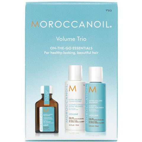 Moroccanoil Volume Trio Travel Pack