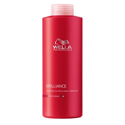 Wella Professionals Brilliance Conditioner 1000ml - 21.95