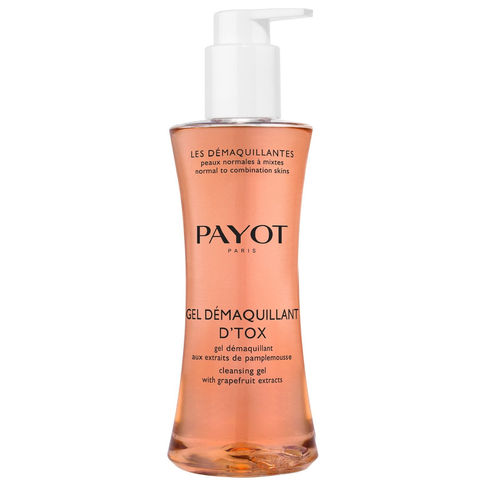 Payot Gel Demaquillant D'Tox Cleansing Gel 200ml product shot