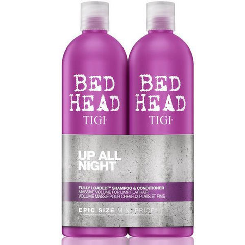 Tigi Bed Head Fully Loaded Shampoo and Conditioner 750ml