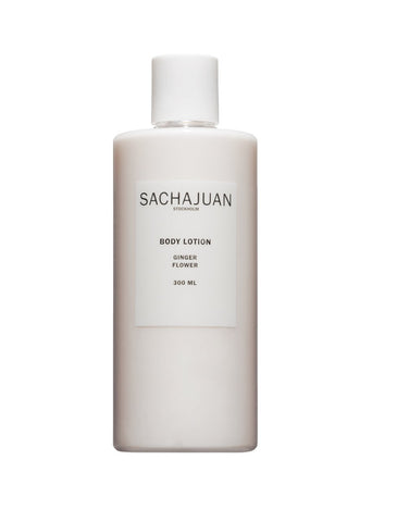 Sachajuan Body Lotion Ginger Flower 300ml