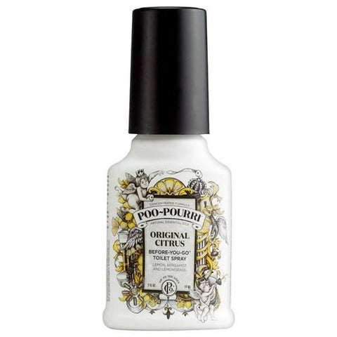 Poo Pourri Original Citrus Toilet Spray 59ml - 15.45