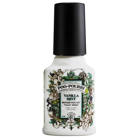 Poo Pourri Vanilla Mint Toilet Spray 59ml - 15.45