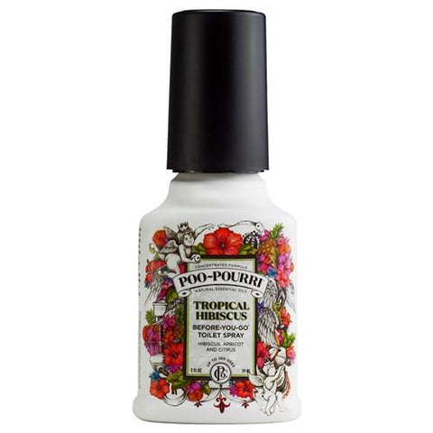 Poo Pourri Tropical Hibiscus Toilet Spray 59ml - 15.45