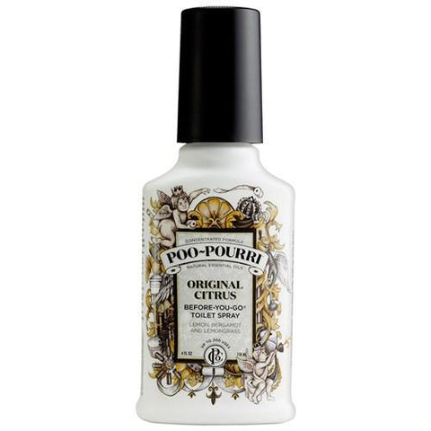 Poo Pourri Original Citrus Toilet Spray 118ml - 19.95
