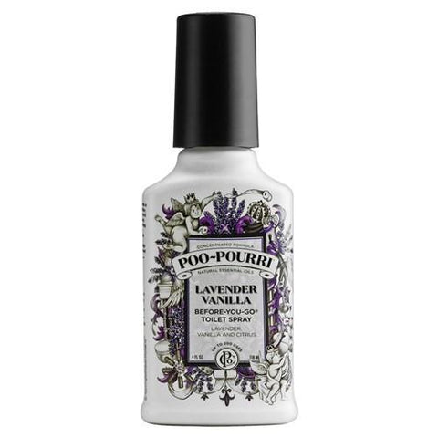 Poo Pourri Lavender Vanilla Toilet Spray 118ml - 19.95
