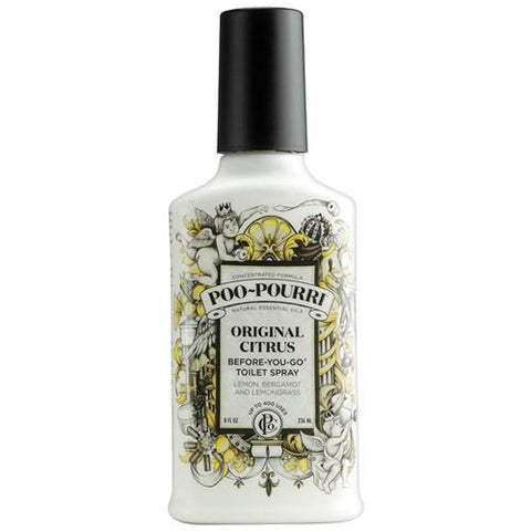 Poo Pourri Original Citrus Toilet Spray 236ml - 31.95
