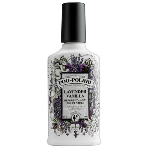 Poo Pourri Lavender Vanilla Toilet Spray 236ml - 31.95
