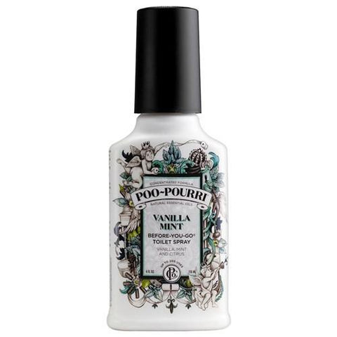 Poo Pourri Vanilla Mint Toilet Spray 118ml - 19.95