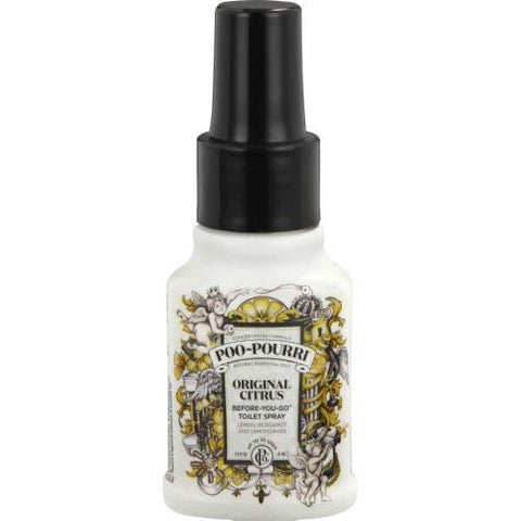 Poo Pourri Original Citrus Toilet Spray Travel Size 41ml