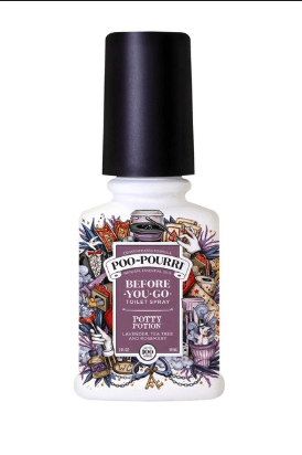 Poo Pourri Potty Potion Toilet Spray 59ml