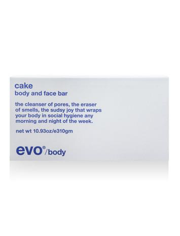 Evo Cake Body and Face Bar 310g - 14.95