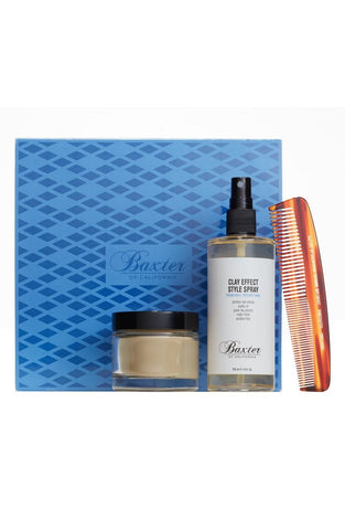 Baxter of California Cobalt Winter Clay Set
