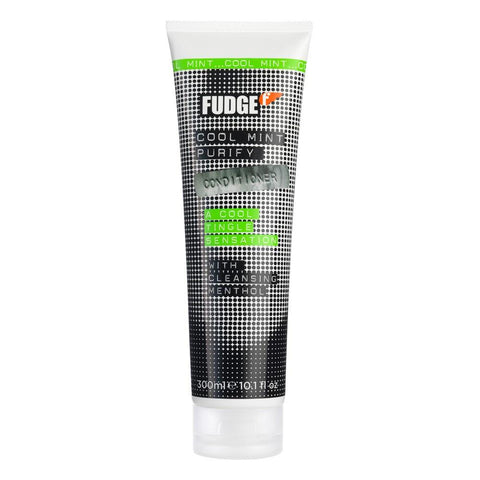 Fudge Cool Mint Purify Conditioner 300ml - 12.99