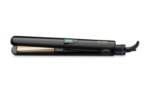 Hot Tools 25mm Gold Titanium Digital Salon Flat Iron