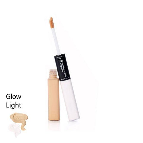 elf Under Eye Concealer & Highlighter Light/Glow 2 x 6ml