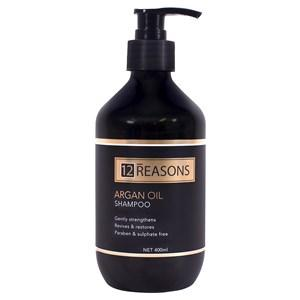 12Reasons Argan Oil Shampoo 400ml