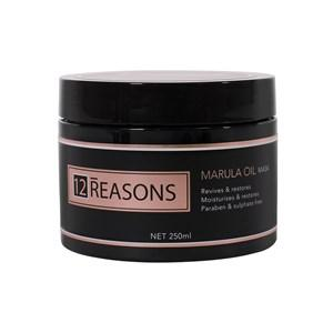 12Reasons Marula Oil Hair Mask 250ml