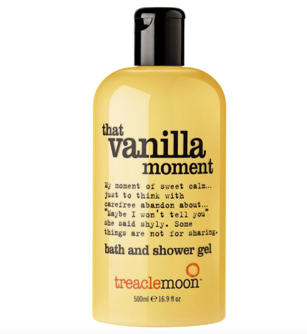 Treaclemoon That Vanilla Moment Bath And Shower Gel 500ml