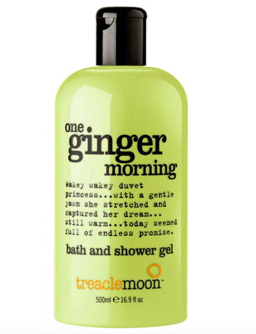 Treaclemoon One Ginger Morning Bath And Shower Gel 500ml