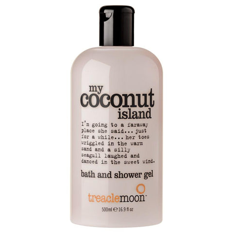 Treaclemoon My Coconut Island Bath And Shower Gel 500ml