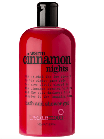 Treaclemoon Warm Cinnamon Nights Bath And Shower Gel 500ml