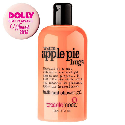 Treaclemoon Warm Apple Pie Hugs Bath And Shower Gel 500ml
