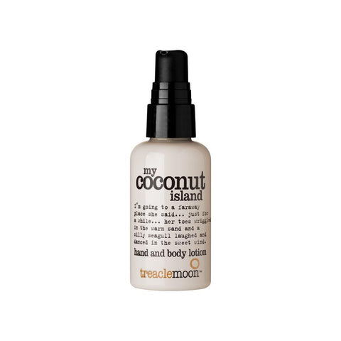 Treaclemoon Coconut island Hand & Body Lotion 60ml