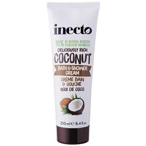 Inecto Coconut Bath and Shower Cream 250ml