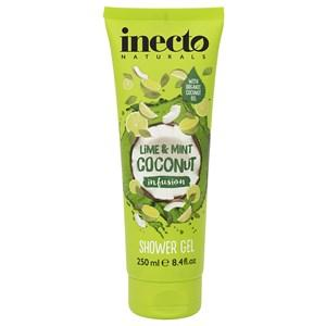 Inecto Lime and Mint Coconut Infusion Shower Gel 250ml