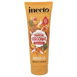 Inecto Tropical Coconut Infusion Shower Gel 250ml